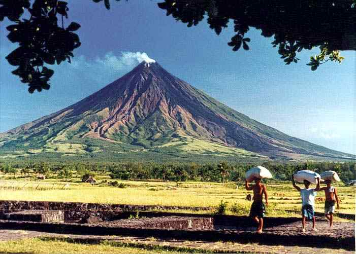 mayon volcano in philippines - photo #33